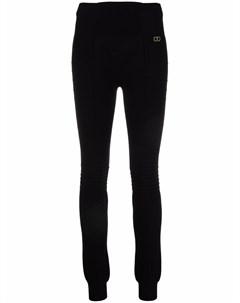 Спортивные брюки с логотипом Twinset