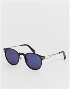 Круглые солнцезащитные очки Черный G-star