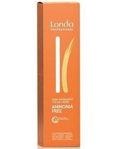 8 3 краска для волос интенсивное тонирование светлый блонд золотистый AMMONIA FREE 60 мл Londa professional