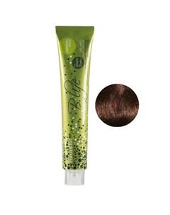 5 32 краска для волос светло каштановый золотисто перламутровый B LIFE COLOR 100 мл Farmavita