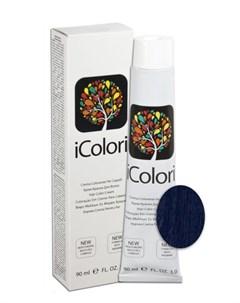 Краска для волос синий ICOLORI 90 мл Kaypro