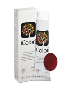 Краска для волос красный ICOLORI 90 мл Kaypro