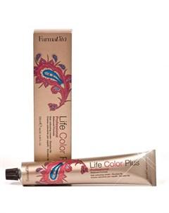 12 10 краска для волос специальный пепельный блондин LIFE COLOR PLUS 100 мл Farmavita