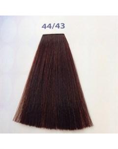 44 43 краска для волос ESCALATION EASY ABSOLUTE 3 60 мл Lisap milano