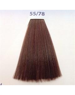 55 78 краска для волос ESCALATION EASY ABSOLUTE 3 60 мл Lisap milano