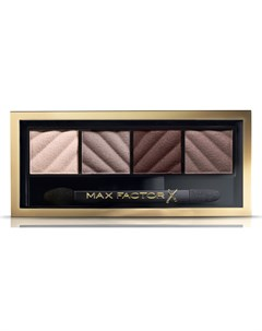 Тени для век и пудра для бровей 30 Smokey Eye Matte Drama Kit smokey onyx Max factor