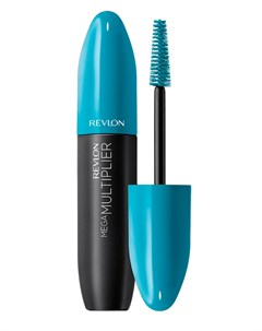 Тушь для ресниц Mega Multiplier Blackest brown Revlon