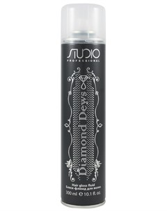 Флюид блеск для волос Diamond Dews 300 мл Studio professional