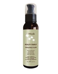 Флюид для кудрявых волос Ph 5 5 Curl Friz Fluid BEAUTY FAMILY 50 мл Nook