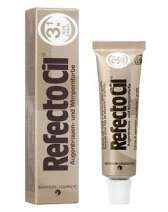 Краска для бровей и ресниц 3 1 светло коричневый 15 мл Refectocil