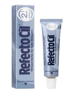 Краска для бровей и ресниц 2 1 синий 15 мл Refectocil