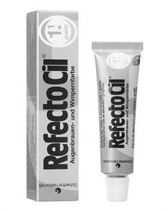 Краска для бровей и ресниц 1 1 графит 15 мл Refectocil