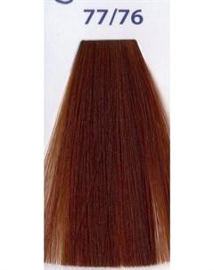 77 76 краска для волос ESCALATION EASY ABSOLUTE 3 60 мл Lisap milano