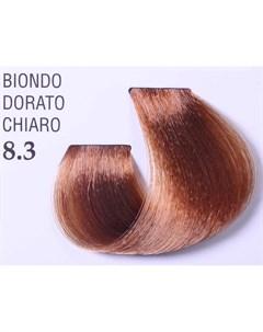 8 3 краска для волос JOC COLOR 100 мл Barex