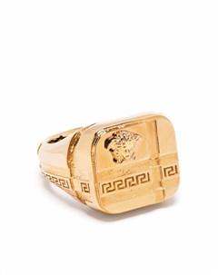Перстень с декором Medusa Versace