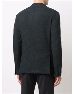 Однобортный пиджак с брошью Lardini