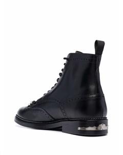 Ботинки на шнуровке Toga virilis