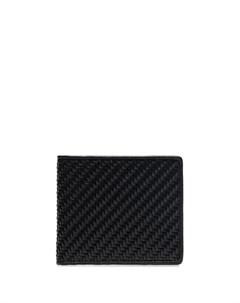 Плетеный бумажник Ermenegildo zegna