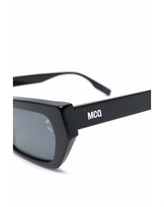 Солнцезащитные очки MQ0302S в прямоугольной оправе Mcq by alexander mcqueen eyewear