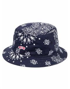 Шляпа с принтом Vans
