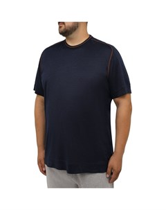 Хлопковая футболка Cortigiani