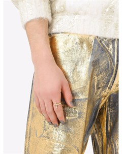 Кольцо с кристаллами Dolce&gabbana