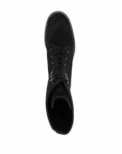 Ботинки на шнуровке Stuart weitzman