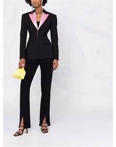 Однобортный приталенный пиджак Dsquared2