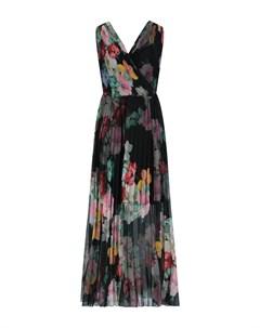 Длинное платье Carla montanarini