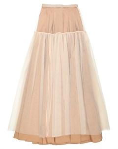 Длинная юбка Elisabetta franchi