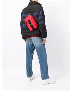 Поясная сумка с пряжкой логотипом Versace