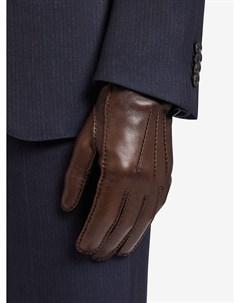 Перчатки с логотипом Ermenegildo zegna