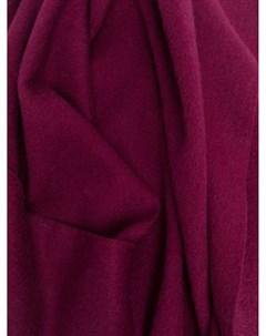 Кашемировый шарф с бахромой Paul smith