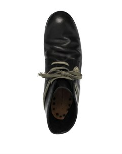 Ботинки на шнуровке с эффектом потертости A diciannoveventitre