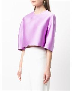 Блузка с объемными рукавами Isabel sanchis
