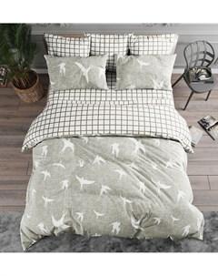 Постельное белье 2 спальный Afina