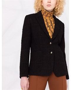 Твидовый пиджак Etro