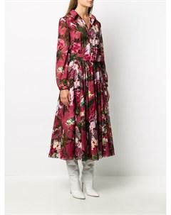 Платье Aster с цветочным принтом Samantha sung
