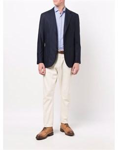 Рубашка на пуговицах Brunello cucinelli