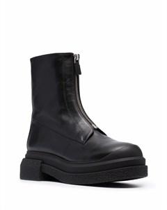 Резиновые ботинки на молнии Stuart weitzman