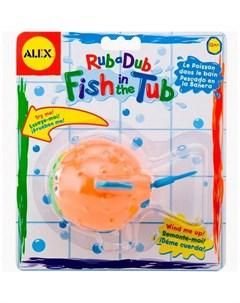 Игрушка для ванны Рыбка Alex