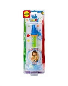 Игрушка для ванны Водяная дудочка Alex