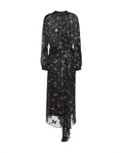 Длинное платье Preen