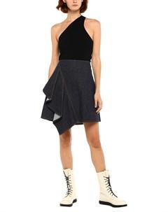 Джинсовая юбка Adeam