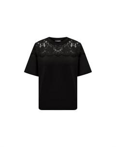 Хлопковая футболка I.d.sarrieri