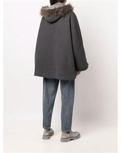 Многослойная куртка Brunello cucinelli