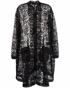 Кружевное пальто Barbara bologna