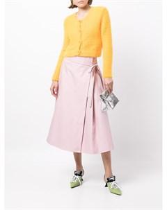 Пышная юбка с завязками Msgm