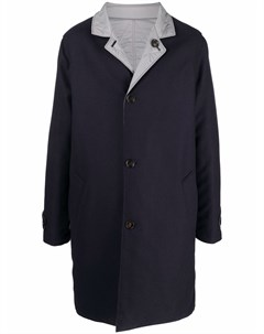 Однобортное пальто Brunello cucinelli