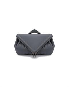 Кожаная поясная сумка Beak Bottega veneta